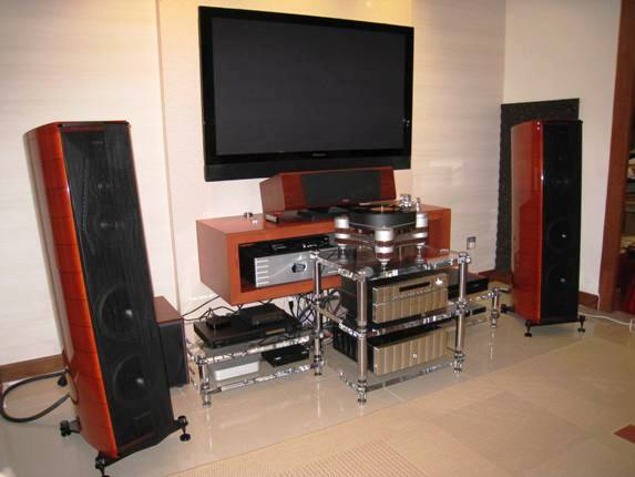 Stylish home furnishing with Hi-Fi, HT in mind