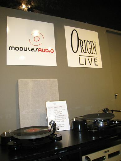 Origin Live Aurora Mk2 turntable