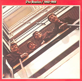 Beatles red album