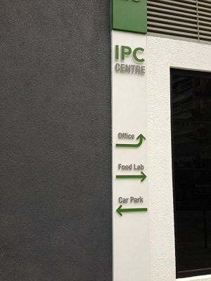 IPC Centre entrance