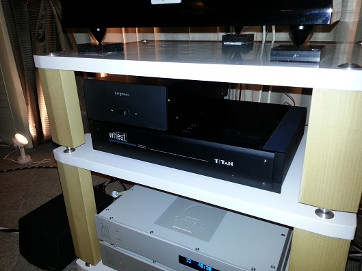 Whest Titan phono stage