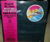 Wish You Were Here original 1st release
