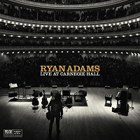 lp Ryan Adams Live At Carneige Hall